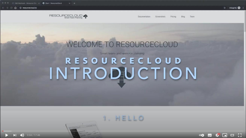 New Tutorial Video Online